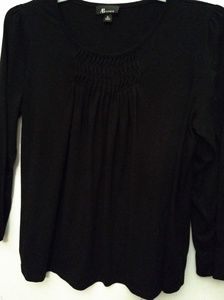 AB Studio black top - XL